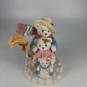Cherished Teddies From Big To Small Our Family Has